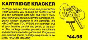 Kartridge Kracker (1985)