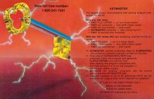 KeyMaster (1986)