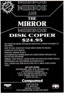 Mirror ver 2.0(1985)