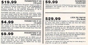 Parameters r us (1987)