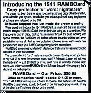 Ramboard (1988)