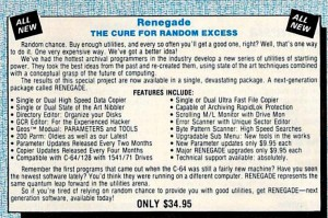 Renegade (1988)