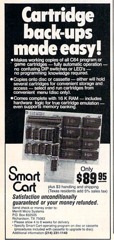 Smart Cart - C64 Copy ProtectionC64 Copy Protection
