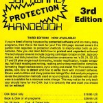 Software Protection Handbook-3rd ed-1985