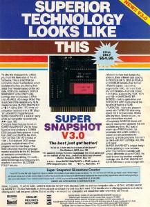 Super Snapshot v3 (1988)