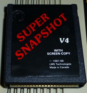 Super Snapshot v4 cart
