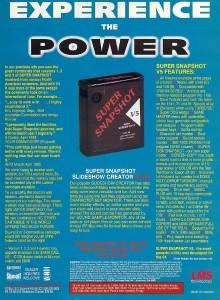 Super Snapsot V5 (1990)