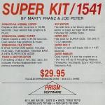 Super Kit 1541 (1986)