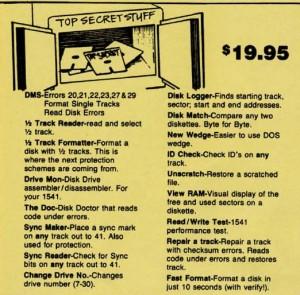 Top Secret Stuff-B(1985)