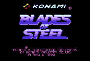 BOS 1- Title Screen