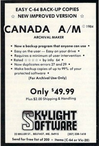 Canada AM 05 August 1985