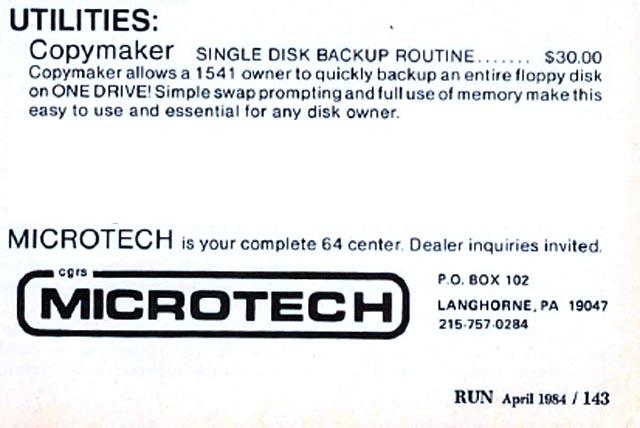 Copy Software Archives - C64 Copy ProtectionC64 Copy Protection